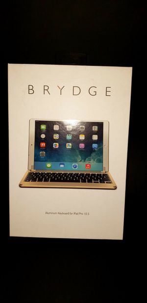 New 10.5 Brydge Keyboard iPad Pro for Sale in Humble, TX