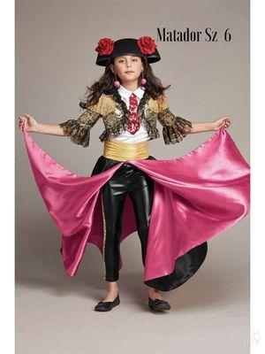 NEW Chasing Fireflies Matador Halloween Costume For Girls SZ 6 for Sale in Arlington, VA