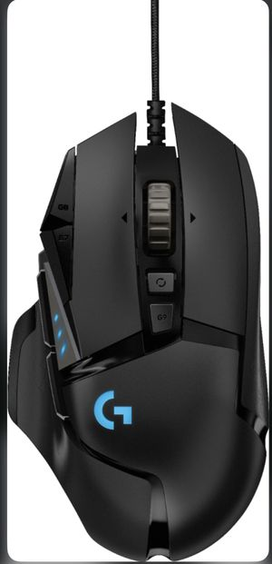 Logitech g502 for Sale in Willows, CA
