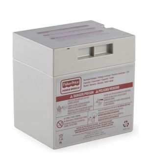 Power Wheels 12-Volt Rechargeable Replacement Battery for Sale in Temple City, CA