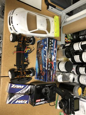 2016 XRAY remote control R/C car 1/10th scale on road indoors for Sale for sale  Brooklyn, NY
