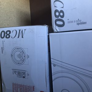 Polk Audio in-wall Speakers for Sale in San Ramon, CA