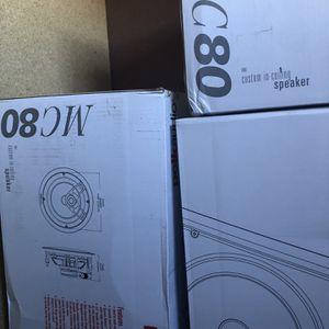 Polk Audio in-wall Speakers for Sale in San Ramon, CA