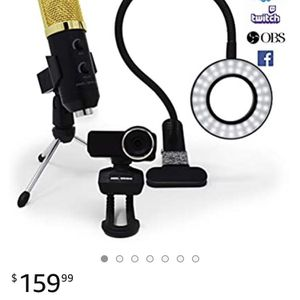Streaming Mic And Camera for Sale in White House, TN