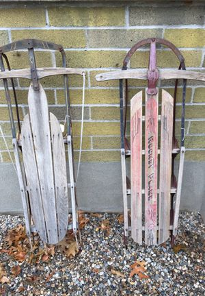 Antique sleds for Sale in Southington, CT