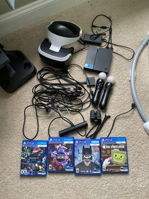 Psvr for Sale in Columbia, MD