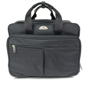 Samsonite Rear Wheeled Notebook Computer Business Case With Lock And Keys for Sale in Grand Prairie, TX