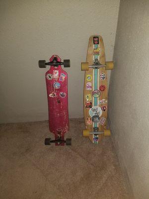 2 long boards for Sale in Sapulpa, OK