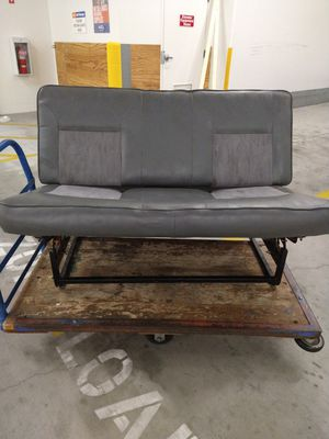 van camper rock and roll bench seat, great condition, comes with hardware for Sale in San Diego, CA