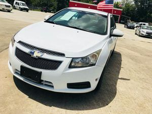 2012 Chevy Cruze for Sale in Houston, TX