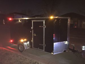 6x12 enclosed trailer for Sale in Arlington, TX