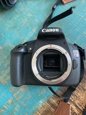 Canon rebel T5 digital slr camera for Sale in Petaluma, CA