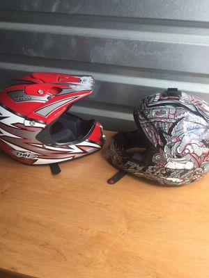 Helmets - Medium & Large for Sale in Mansfield, TX