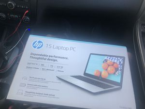 Hp 15 Laptop Pc for Sale in Clinton Township, MI