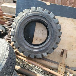 Tire For Bobcat, Caterpillar Or Any Wheel Skidsteer for Sale in El Cajon, CA