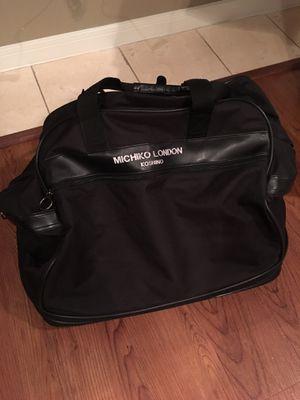 Michiko London Koshino Travel Bag for Sale in Houston, TX