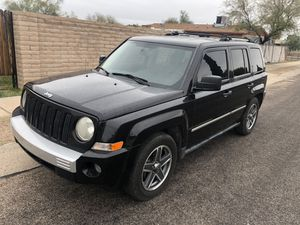 2009 Jeep Patriot for Sale in Tucson, AZ
