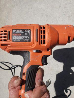 Electric drill Black & Decker $25 for Sale in Fresno, CA