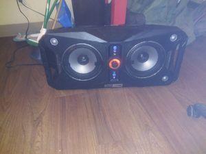 Alcatel laser waterproof Bluetooth speaker for Sale in Las Vegas, NV