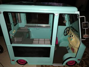 "Our Generation Ice Cream Truck 18"" Folls for Sale in Jacksonville, FL"