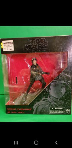 Sergeant Jynn Star Wars for Sale in Los Angeles,  CA