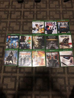 Xbox games for Sale in Manassas, VA