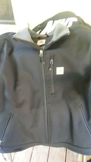 Carhart nylon rain jacket for Sale in Glen Carbon, IL
