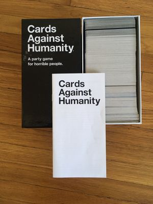 Cards Against Humanity for Sale in Los Angeles, CA