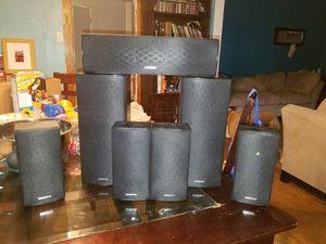 Onkyo speakers for Sale in Lakeland, FL