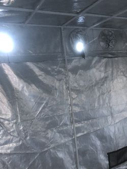 Gorilla grow tent 9 x 9 x 10 for Sale in Pasadena,  TX
