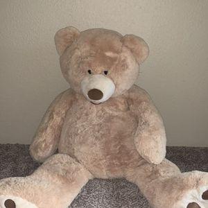 Giant Teddy Bear! for Sale in Everett, WA
