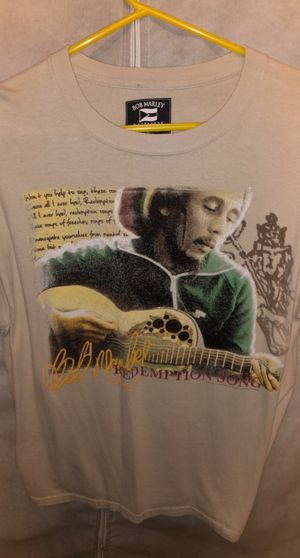 Vintage Bob Marley tee shirt for Sale in Anaheim, CA