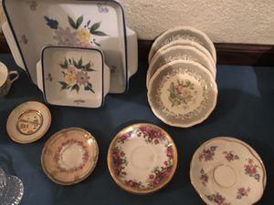 Antique fine china for Sale in Cocoa Beach, FL