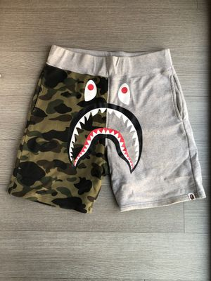 Bape Sweat Shorts (Size L) for Sale in Lake Oswego, OR