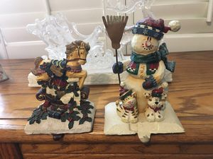 Christmas stocking holders for Sale in Santa Ana, CA