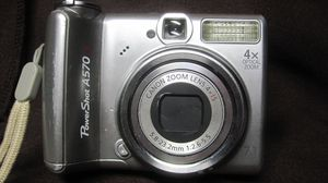 Canon PowerShot A570 IS Digital Camera for Sale in Upland, CA