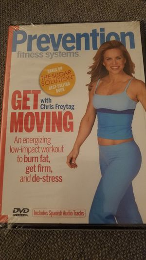 New workout dvd for Sale in Glendora, CA