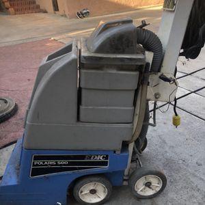 Edic Carpet Machine for Sale in Los Angeles, CA