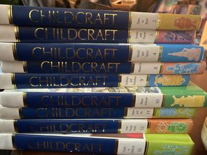 Childcraft encyclopedia, 1991 - 9 books - incomplete set for Sale in South Miami, FL