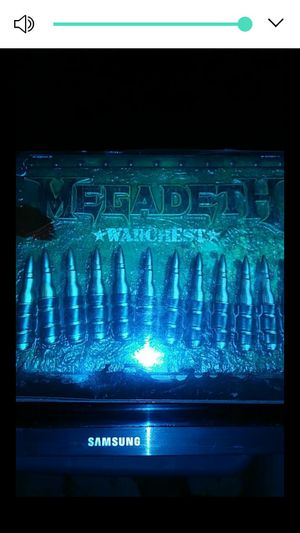 Megadeth warchest for Sale in Montebello, CA