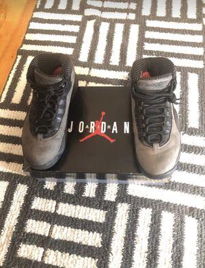 jordan retro 10 for Sale in Greensboro, NC