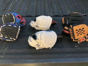 New baseball gloves for Sale in Atco, NJ