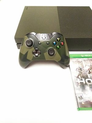 XBOX ONE S 1TB SPECIAL EDITION 👌💯 LIKE NEW 👌 for Sale in Laveen Village, AZ