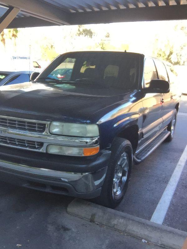 2002 Chevy suburban LS 1500
