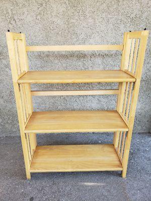 Small folding book shelf for Sale in El Monte, CA