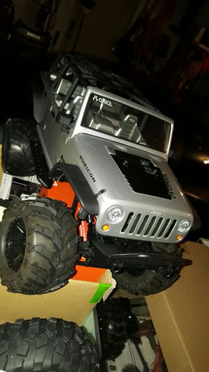 RC Jeep wrangler NEW and upgraded. for Sale in Highland, UT