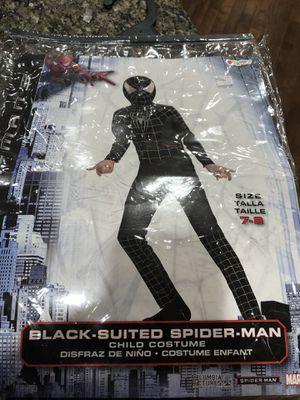 Black Spider-Man Costume for Sale in Toano, VA
