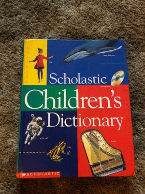 Scholastic Children's Dictionary for Sale in Garden Grove, CA