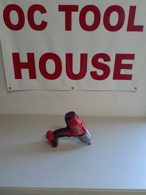 """Milwaukee m18 1/2"""" impact wrench (TOOL ONLY) price is firm for Sale in Santa Fe Springs, CA"""