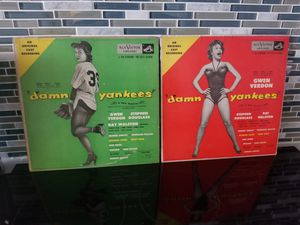 2 Damm Yankees Record Albums for Sale in Washington, DC